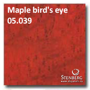 Maple bird's eye 05.039