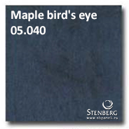 Maple bird's eye 05.040