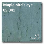 Maple bird's eye 05.041