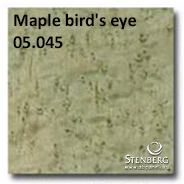 Maple bird's eye 05.045