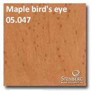 Maple bird's eye 05.047