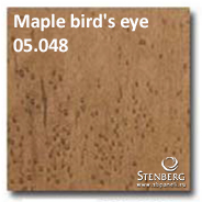 Maple bird's eye 05.048