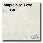 Maple bird's eye 05.050