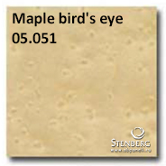 Maple bird's eye 05.051