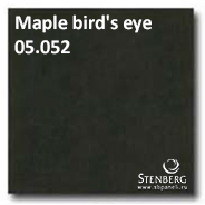 Maple bird's eye 05.052