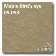 Maple bird's eye 05.053