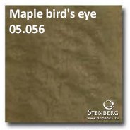 Maple bird's eye 05.056