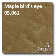 Maple bird's eye 05.061