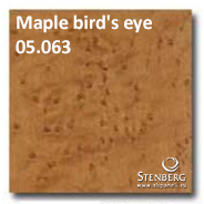 Maple bird's eye 05.063