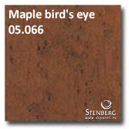 Maple bird's eye 05.066