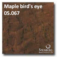 Maple bird's eye 05.067