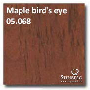 Maple bird's eye 05.068
