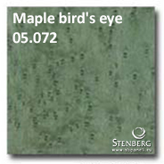 Maple bird's eye 05.072