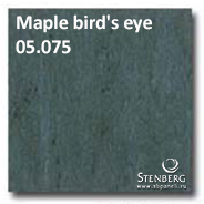 Maple bird's eye 05.075
