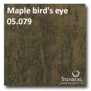 Maple bird's eye 05.079