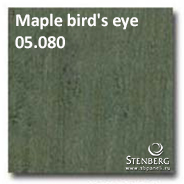 Maple bird's eye 05.080