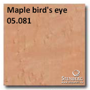 Maple bird's eye 05.081