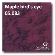 Maple bird's eye 05.083