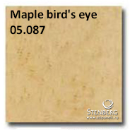Maple bird's eye 05.087