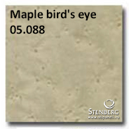 Maple bird's eye 05.088
