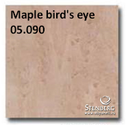 Maple bird's eye 05.090