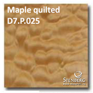 Maple quilted D7.P.025