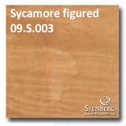 Sycamore figured 09.S.003