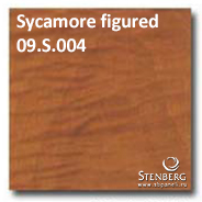 Sycamore figured 09.S.004