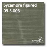 Sycamore figured 09.S.006