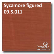 Sycamore figured 09.S.011
