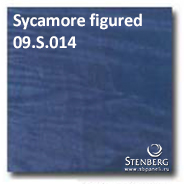 Sycamore figured 09.S.014