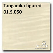 Tanganika figured 01.S.050