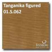 Tanganika figured 01.S.062