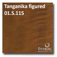 Tanganika figured 01.S.115