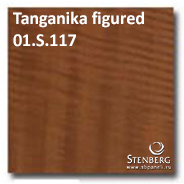 Tanganika figured 01.S.117