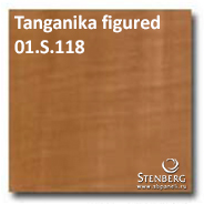 Tanganika figured 01.S.118