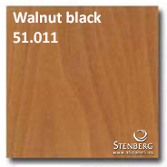 Walnut black 51.011