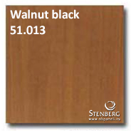 Walnut black 51.013
