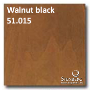 Walnut black 51.015