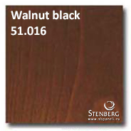 Walnut black 51.016