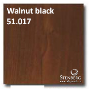Walnut black 51.017