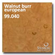 Walnut burr european 99.040