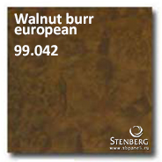 Walnut burr european 99.042
